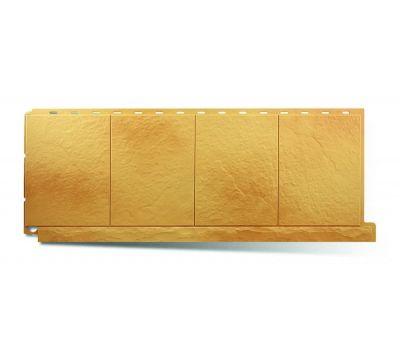 Фасадные панели (цокольный сайдинг) КОЛЛЕКЦИЯ «ФАСАДНАЯ ПЛИТКА» Златолит от производителя Альта-профиль по цене 635.00 р