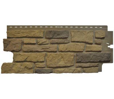 Цокольный сайдинг Creek Ledgestone (Бутовый камень) Arizona SendStone от производителя NAILITE по цене 1 460.00 р