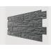 Фасадные панели (цокольный сайдинг) , Stein (песчаник), Антрацит от производителя Docke по цене 470.00 р