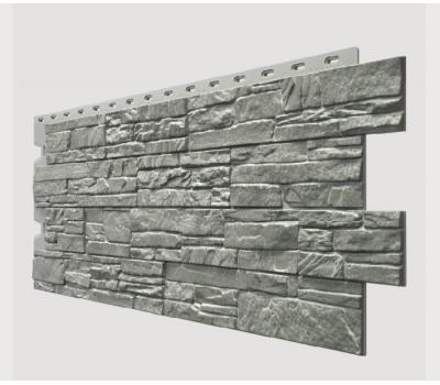 Фасадные панели (цокольный сайдинг) , Stein (песчаник), Базальт от производителя Docke по цене 473.00 р