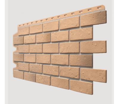 Фасадные панели (цокольный сайдинг) , Berg (кирпич), Goldenberg Золотистый от производителя Docke по цене 473.00 р