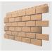 Фасадные панели (цокольный сайдинг) , Berg (кирпич), Goldenberg Золотистый от производителя Docke по цене 404.99 р