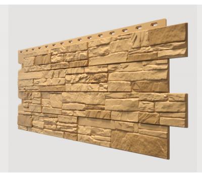 Фасадные панели (цокольный сайдинг) , Stein (песчаник), Bronzenstein Бронзовый от производителя Docke по цене 473.00 р