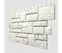 Фасадные панели (цокольный сайдинг) , Burg (камень), Wollenburg Цвет шерсти