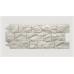 Фасадные панели (цокольный сайдинг) , Fels (скала), Горный Хрусталь от производителя Docke по цене 470.00 р