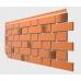 Фасадные панели Flemish (гладкий кирпич) Красный жженый от производителя Docke по цене 355.00 р