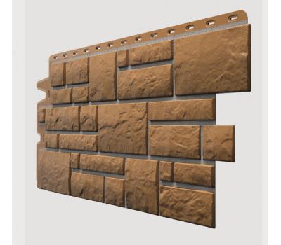 Фасадные панели (цокольный сайдинг) , Burg (камень), Maisburg Кукурузный от производителя Docke по цене 474.00 р