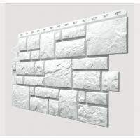 Фасадные панели (цокольный сайдинг) , Burg (камень), Platinburg Платиновый