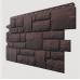 Фасадные панели (цокольный сайдинг) , Burg (камень), Schwarzburg Тёмный от производителя Docke по цене 427.00 р