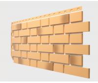 Фасадные панели Flemish (гладкий кирпич) Желтый жженый