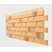 Фасадные панели Flemish (гладкий кирпич) Желтый жженый от производителя Docke по цене 364.00 р