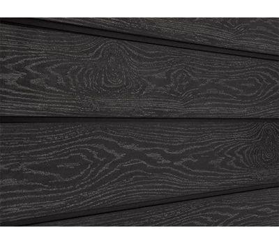 Фасадная доска ДПК SORBUS Черная Тангенциальная от производителя Savewood по цене 275.00 р