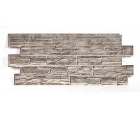 Фасадные панели (цокольный сайдинг) коллекция ЭКО 2 АЛЬПИЙСКАЯ СКАЗКА - Кавказ
