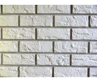 Цокольный сайдинг Hand-Laid Brick (Кирпич) COLONIAL WHITE (Белый кирпич)