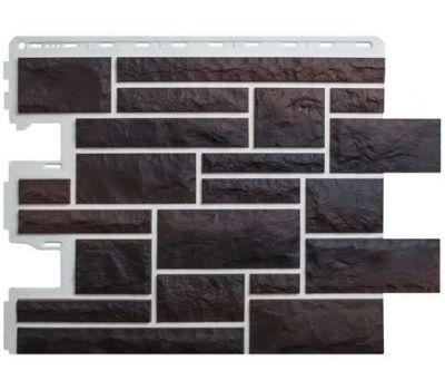 Фасадные панели (цокольный сайдинг) КОЛЛЕКЦИЯ «КАМЕНЬ ПРАЖСКИЙ» 05 от производителя Альта-профиль по цене 530.00 р