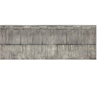 Фасадные панели (цокольный сайдинг) коллекция Щепа Пихта ЭКО-2 - Самшит от производителя Т-сайдинг по цене 534.00 р