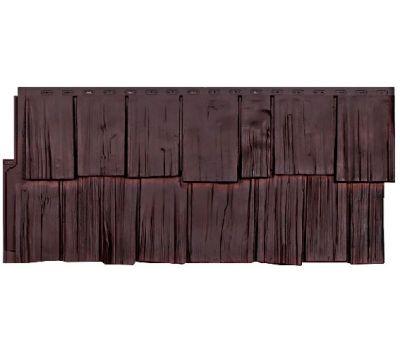 Фасадные панели (цокольный сайдинг) коллекция Щепа Дуб - Памир от производителя Т-сайдинг по цене 554.00 р