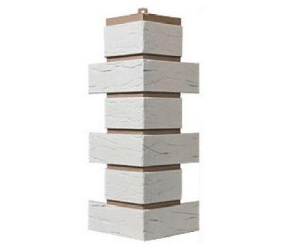 Угол коллекция Кирпич Саман - Белый от производителя Т-сайдинг по цене 340.00 р