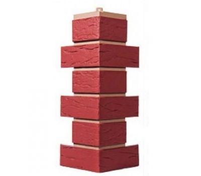 Угол коллекция Кирпич Саман - Красный от производителя Т-сайдинг по цене 340.00 р