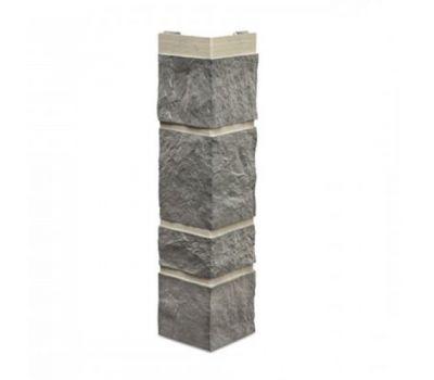 Цокольный сайдинг коллекция Камень - Угол наружный все цвета от производителя Tecos по цене 434.71 р