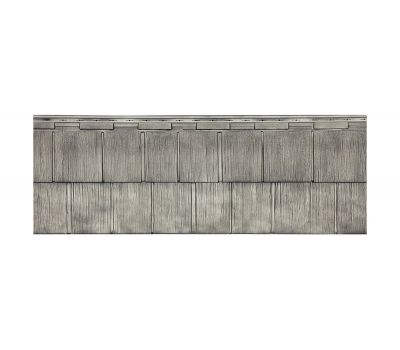 Фасадные панели (цокольный сайдинг) коллекция Щепа пихта - Кавказ от производителя Т-сайдинг по цене 554.00 р
