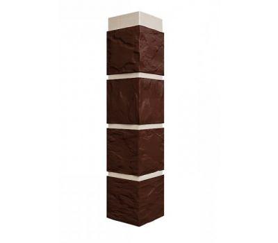 Угол наружный коллекция Камень Жженый от производителя Fineber по цене 416.81 р