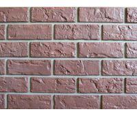 Цокольный сайдинг Hand-Laid Brick (Кирпич) RED BLEND (Красный кирпич)