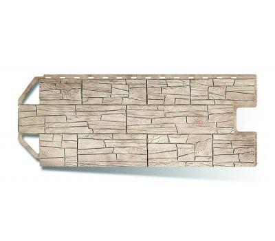 Фасадные панели (цокольный сайдинг) КОЛЛЕКЦИЯ «КАНЬОН» Аризона от производителя Альта-профиль по цене 439.00 р
