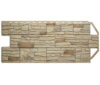Фасадные панели (цокольный сайдинг) КОЛЛЕКЦИЯ «КОМБИ» Каньон Колорадо