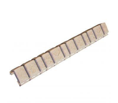 Угол наружный для цокольного сайдинга Камень Имбирь от производителя Доломит по цене 600.00 р
