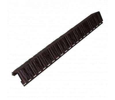 Угол наружный для цокольного сайдинга Риф Арабика от производителя Доломит по цене 560.00 р