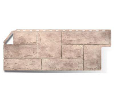 Фасадные панели (цокольный сайдинг) КОЛЛЕКЦИЯ «ГРАНИТ» Саянский от производителя Альта-профиль по цене 465.00 р