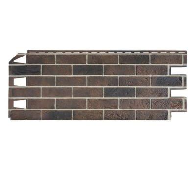 Фасадные панели кирпич Solid Brick Коричневый от производителя VOX по цене 474.70 р