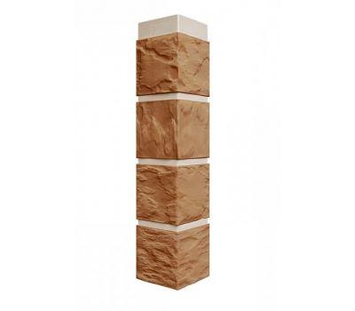 Угол наружный коллекция Камень Терракотовый от производителя Fineber по цене 416.81 р