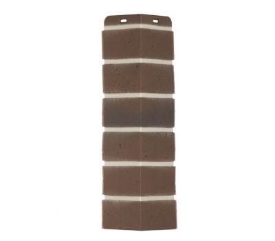 Угол наружный коллекция Berg Коричневый от производителя Docke по цене 394.99 р