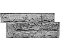 Фасадные панели (цокольный сайдинг) коллекция Гранит Леон - Кавказ
