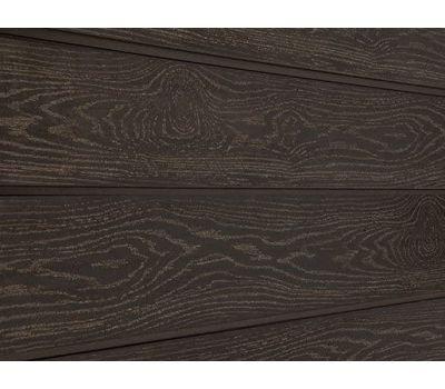 Фасадная доска ДПК SORBUS Темно-Коричневая Тангенциальная от производителя Savewood по цене 230.00 р