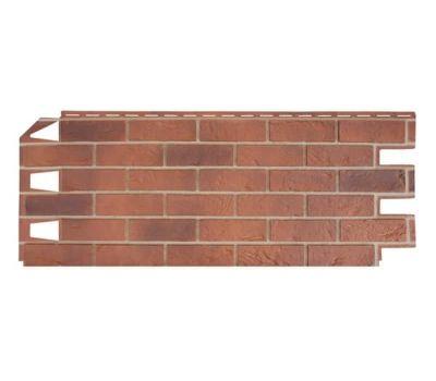 Фасадные панели кирпич Solid Brick Красный от производителя VOX по цене 474.70 р