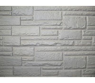 Цокольный сайдинг Hand-Cut Stone (Дворцовый Камень) CANYON GREY (Серый камень) от производителя NAILITE по цене 760.00 р