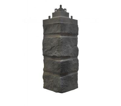 Внешний угол Creek Ledgestone (Бутовый камень) County Gray от производителя NAILITE по цене 1 390.00 р