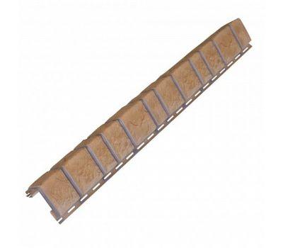 Угол наружный для цокольного сайдинга Камень Миндаль от производителя Доломит по цене 600.00 р