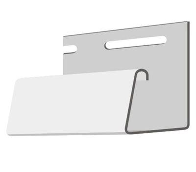 Джи планка цокольная (длина 3м) Дачный от производителя Фасайдинг Дачный по цене 250.00 р