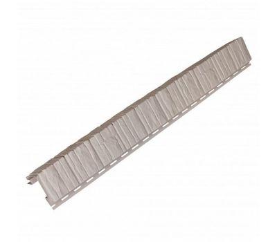 Угол наружный для цокольного сайдинга Риф Орех от производителя Доломит по цене 430.00 р