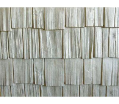Цокольный сайдинг Hand-Split Shake (Щепа) WEATHERED WHITE (Выцветшее дерево) от производителя NAILITE по цене 750.00 р