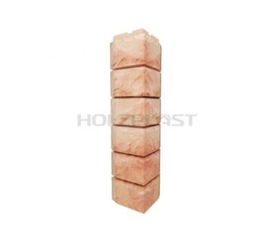 Внешний Угол для коллекции Скол Светло-коричневый от производителя Holzplast по цене 420.00 р