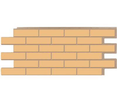 Фасадные панели (цокольный сайдинг) коллекция кирпич Модерн - Бежевый от производителя Т-сайдинг по цене 400.00 р