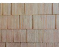 Цокольный сайдинг Rough-Sawn Cedar (Дранка) SUNSET CEDAR (Кедр солнечный закат)