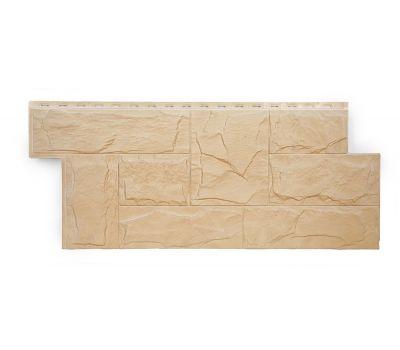 Фасадные панели (цокольный сайдинг) коллекция ЭКО 2 ГРАНИТ ЛЕОН - Саяны от производителя Т-сайдинг по цене 379.00 р