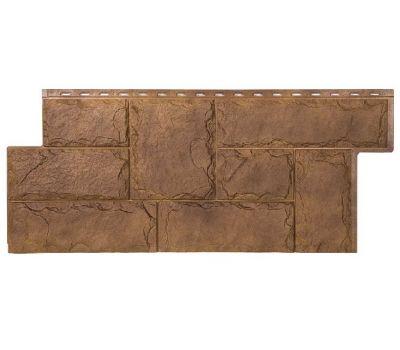 Фасадные панели (цокольный сайдинг) коллекция Гранит Марсель Тянь Шань от производителя Т-сайдинг по цене 554.00 р