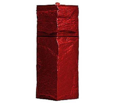 Угол Гранит Леон - Красный от производителя Т-сайдинг по цене 340.00 р